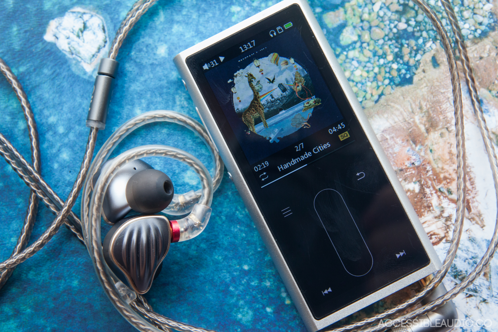 FiiO M3K Review – A Pocketable High Quality Audio Player